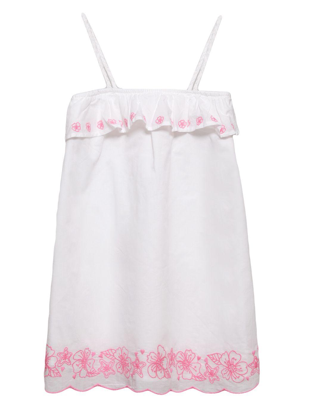 Купить Платье Original Marines, белый, 104, Девочки, весна