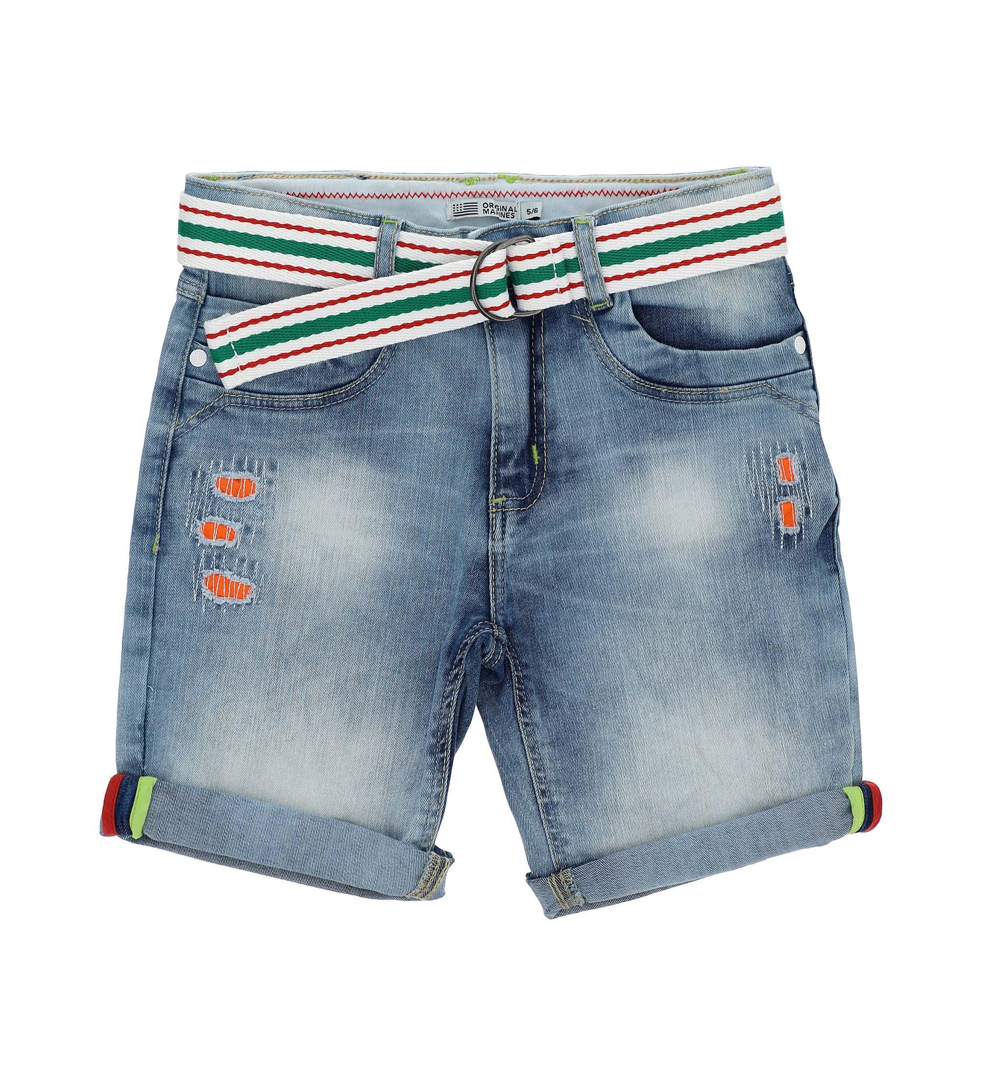 Шорты джинсовые Original Marines фото