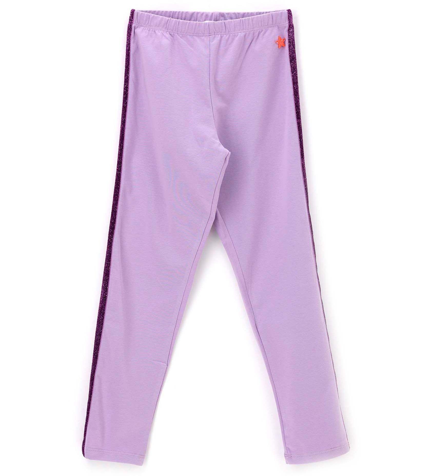 Купить Леггинсы Original Marines, фиолетовый, 104, Девочки, весна