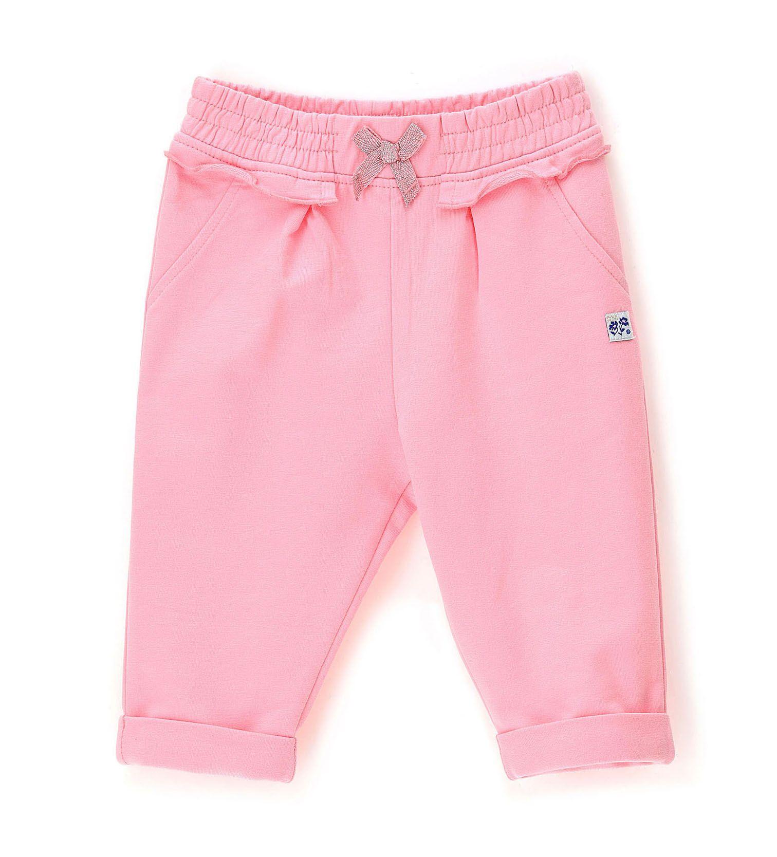 Купить Брюки спортивные Original Marines, розовый, 80, Девочки, весна