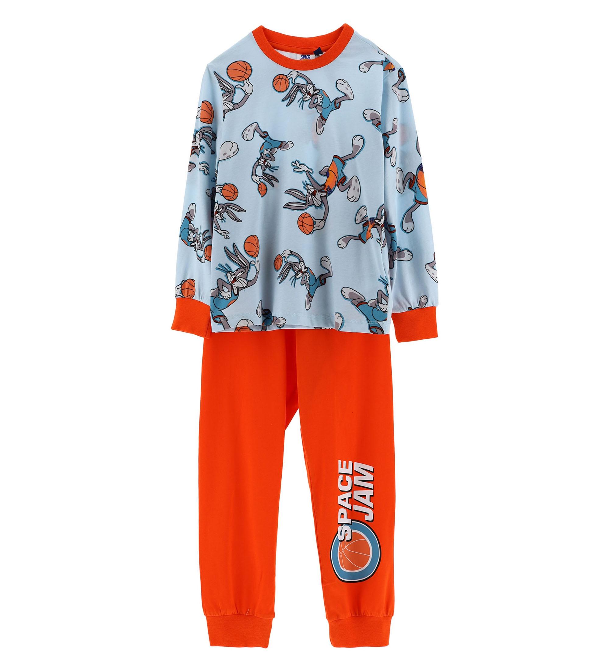 Купить Пижама Original Marines, оранжевый, 116, Мальчики, весна