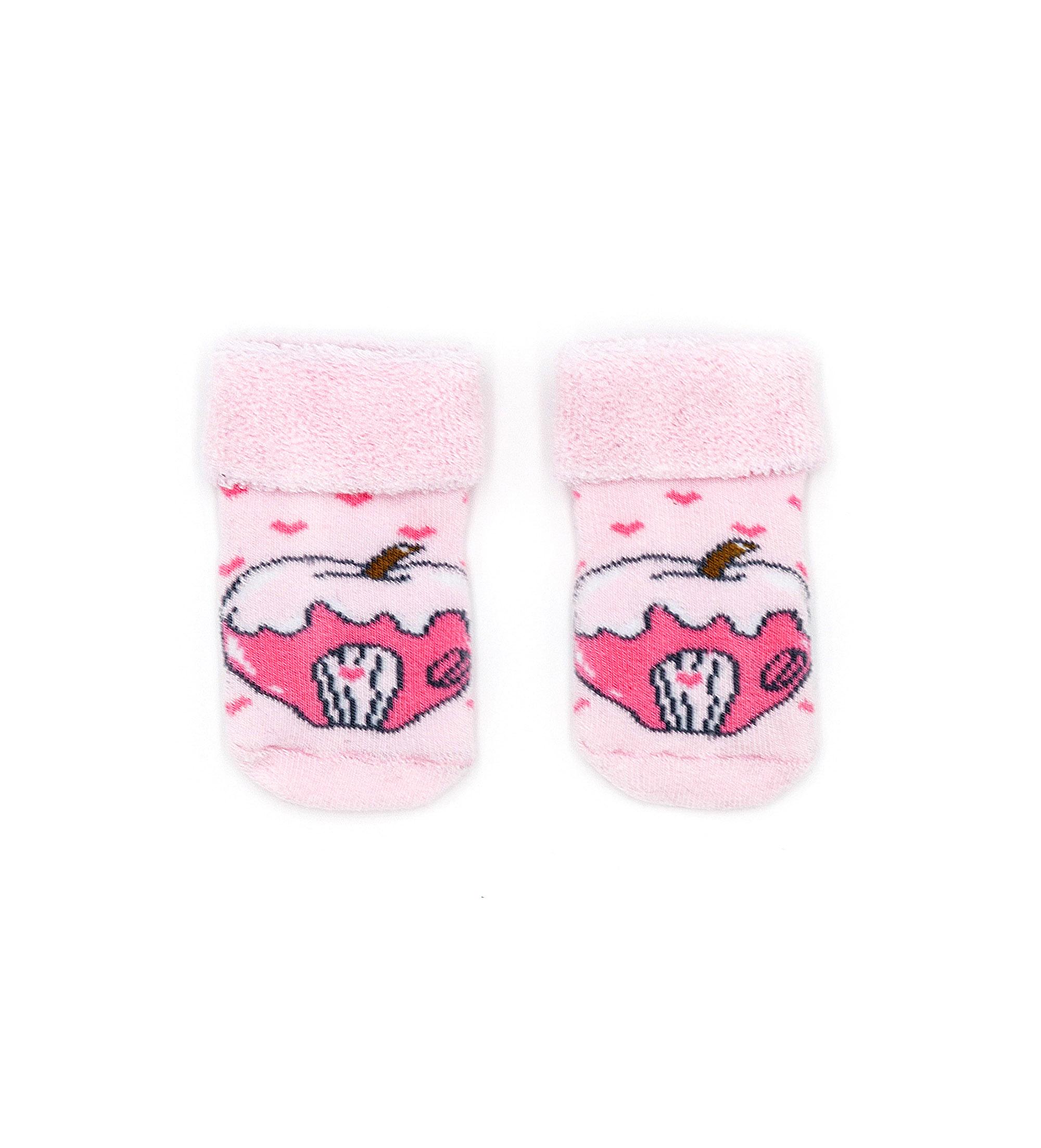 Купить Носки Original Marines, розовый, 10-11, Девочки, зима